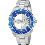 腕時計 インヴィクタ インビクタ メンズ Invicta 24693 Men's Pro Diver 47mm Mechanical Blue Dial Watch