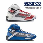 SPARCO е╣е╤еые│ еьб╝е╖еєе░е╖ехб╝е║ MERCURY KB-3 е╗б╝еы┬╨╛▌╔╩
