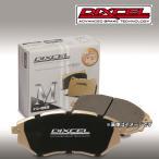 ブレーキパッド スバル レガシィB4 BL5 2.0GT フロント用セット ディクセル Mタイプ