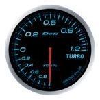 [Defi] デフィ Defi-Link Meter ADVANCE BF  ターボ計/ブースト計 60φ 青ブルー 1.2K ブーストメーター