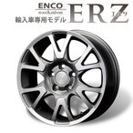 ENCO エンコ ≪ERZ (エルツ)≫ 16×6.5J 5H PCD108 +48 4本購入で送料無料