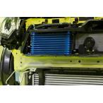 [TRUST] トラスト GReddy オイルクーラーキット スタンダードタイプ 10段 ラジエター前置き スイフトスポーツ ZC33S 17.09〜 K14C