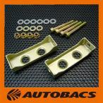 JUN AUTO フロントアッパーアームブラケットブレース 6007W-H001 ホンダ S2000 AP1・AP2