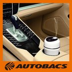 車用 USBミニ加湿器 AN-S017 ホワイト