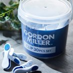 GORDON MILLER(ゴードン ミラー) CLIP 30PCS SET ホワイト
