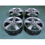 HJ PORTO 18インチ シルバー アウディ・A3、S3、A4、S4、A5、S5、A6、S6、Q3、Q5用 ホイール4本セット