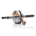 精密フルカウンターロングクランクシャフト BW'S100/グランドアクシス 52mm