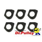 Dr.Pulley ドクタープーリー NEWTYPE 変形型 20×12 YAMAHAサイズ 6個入り