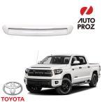 USトヨタ・直輸入純正品 TOYOTA トヨタ Tundra タンドラ TRD Pro限定 フードバルジ ホワイト