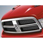 ダッジ直輸入純正 Dodge Ram(ラム)1500 2009-2012年 クロムフロントグリル