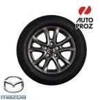 USマツダ純正・Mazda3 マツダ3 2014年(日本名:AXELA アクセラ)16インチアルミホイールダーク 1本・センターキャップ付