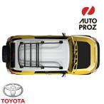 USトヨタ・直輸入純正品  TOYOTA FJクルーザー 全年式適合 北米トレイルチームズ限定 ボンネットデカール/ステッカー