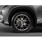 USレクサス・直輸入純正品 Lexus NX200T/NX300H  2015年式 F-Sport(Fスポーツ)  19インチアルミホイール 6本スポークフォージドホイール (19×7.5J)