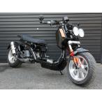 ICEBEAR バイクマッドドッグカスタム 原付バイク 50cc 黒 HL50KZB