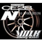 RAYS(レイズ)  VOLK RACING(ボルクレーシング) CE28N(10SP)  16インチ 6J  BRカラー