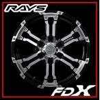 【RAYS】  【FDX】   【ハイエース 200系】  スタッドレスタイヤ  17インチ