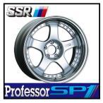 【1本価格】SSR Professor SP1 19×10.5J 5H-100 SILVER