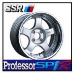 【1本価格】SSR Professor SP1R 15×7.5J 4H-100 SILVER