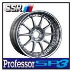 【1本価格】SSR Professor SP3 18×11J 5H-100 SILVER