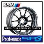 【1本価格】SSR Professor SP3 19×8.5J 5H-100 TITAN SILVER