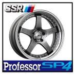 【1本価格】SSR Professor SP4 19×12.5J 5H-100 TITAN SILVER