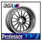【1本価格】SSR Professor TF1 19×11J 5H-114 TITAN SILVER