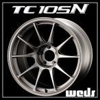 【1本価格】WedsSport TC105N 17×8J +49 5H-114.3