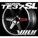 RAYS(レイズ)  VOLK RACING(ボルクレーシング) TE37 SL  18インチ 9.5J  PGカラー