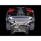 AWE チューニング AUDI A4 B8 アバント (2009〜) AWE TUNING エキゾーストシステム 90mm 左右出し ポリッシュシルバーテール