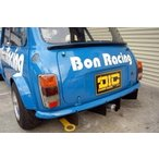 ボンレーシング Mini cooper トランクリッド カーボンケブラ クリア塗装済み