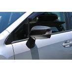 チャージスピード WRX STI VAB/S4 VAG ドアミラーカウル (STD) 左右セット 綾織ドライカーボン製