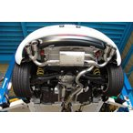 Freiheit Audi TT 8J STOLZ美響マフラー 4本出し V6 3.2 クワトロ