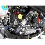 Forgemotorsport FIAT 500T インテークホース ブラック