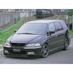 GIALLA RA-8/9 ODYSSEY V6 SPORTIVO FRONT GRILLE 塗装済み