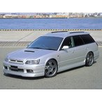 GIALLA BH レガシィワゴン M/C前 SPORTIVO ver.1 FRONT GRILLE 塗装済み
