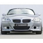 HAMANN BMW Z4 フロントバンパースポイラー エアダクト&Fog付  塗装済み