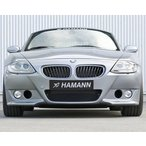 HAMANN BMW Z4M フロントバンパースポイラー エアダクト&Fog付