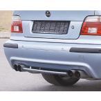 【ポイント10倍】 HAMANN BMW 5series E39 リアディフューザー+バンパーセンターパネル M5