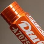 IDEAL レーシングナット 4本1セット Lサイズ:90mm M12/P1.5 カラー:オレンジ