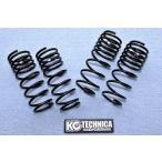 KC TECHNICA MRワゴン MF33S ローダウンスプリング 1台分セット