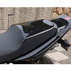 マジカルレーシング CB400SF VTEC タンデムシートカバー カーボン(ウェット) 平織りカーボン製 クリア塗装済み