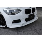 3D Design BMW 1シリーズ F20 M-Sport フロントリップスポイラー