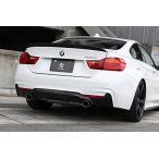 3D Design BMW 3 シリーズ F30/F31 320i マフラーセット (SUS Φ90x2テール)