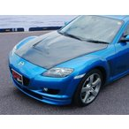 SHIFT SPORTS RX8 SE3P エアロボンネット FRP製