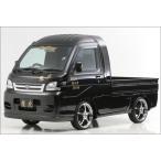 SHIFT SPORTS ハイゼットジャンボ S200P 2WD/S210P 4WD EF型後期 (H16/12〜) フロントバンパー 未塗装品