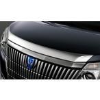 【ポイント3倍】 トヨタ モデリスタ エスクァイア ZRR8#G/ZWR80G MODELLISTA SELECTION フードガーニッシュ ABS製 メーカーメッキ塗装済品