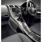 【ポイント3倍】 トヨタ モデリスタ ブレイド AZE15※ 2009/12〜 イルミネイテッドインテリアパネルセット (6点セット、LEDイルミネーション付き) カーボン
