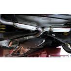 【ポイント5倍】 Voomeran VW GOLF VI GTI/EDITION35 JQRステンレスマフラー オプションパーツ レーシングセンターパイプ