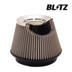 BLITZ サスパワーエアクリーナー インプレッサスポーツワゴン【型式:GF8 年式:92/11〜96/09 エンジン型式:EJ20G ターボ車専用 ABS付車は取付不可】