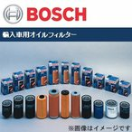 BOSCH オイルフィルター スマートフォーツー クーペ ブラバス【型式:GH-450333 年式:04〜】